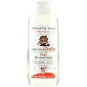 Lixone Gel de aloe vera kids Athletic Club Bote 250 ml