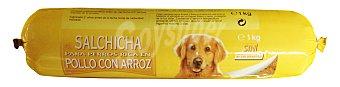GOLDEN DOG Comida perro salchicha pollo arroz 1 kg