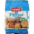 Galletas enriquecidas con fibra Bolsa 300 g SANAVI Fibravi