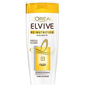 Elvive L'Oréal Paris Champú renutrición Bote 300 ml