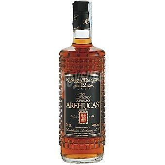 Arehucas ron añejo reserva especial botella 70 cl 70 cl