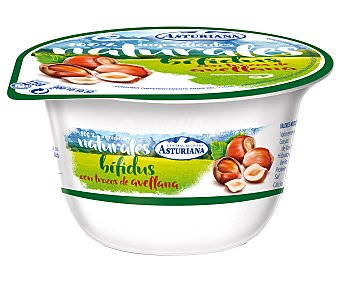 Central Lechera Asturiana Yogur con bífidus y sabor a avellana 125 g