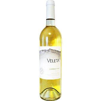 VELETA Vigiriega Vino blanco de la tierra Alpujarra Contraviesa Granada Botella 75 cl