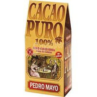 Pedro Mayo Cacao puro sin azúcar Paquete 250 g