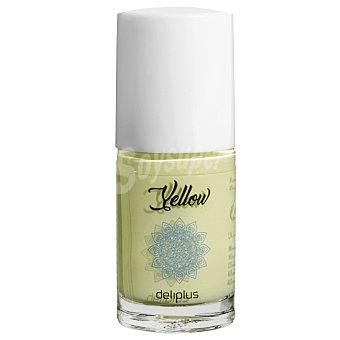 Deliplus Laca uñas colección mandala Nº 808 amarillo pastel 1 unidad