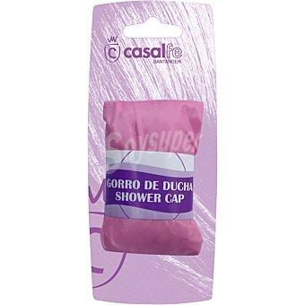 CASALFE Gorro de ducha blister 1 unidad