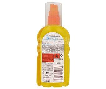 Delial Garnier Spray Solar. Factor de Protección 20 200 Mililitros