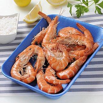 Langostino cocido 30/40 Bandeja de 400 g