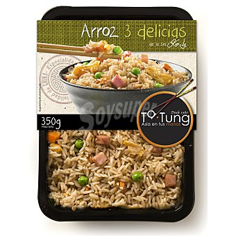 Ta Tung Arroz tres delicias 350 gr
