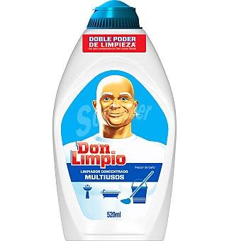 Don Limpio Limpiador baño concent 520 ML