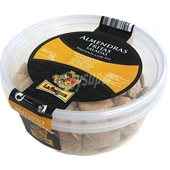 La Reigosa Almendras fritas saladas sin piel Tarrina 250 g