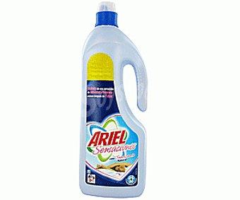 Ariel Detergente Sensaciones Con Suavizante Natural 19d