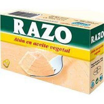 RAZO Atún en Aceite Vegetal Lata 120g