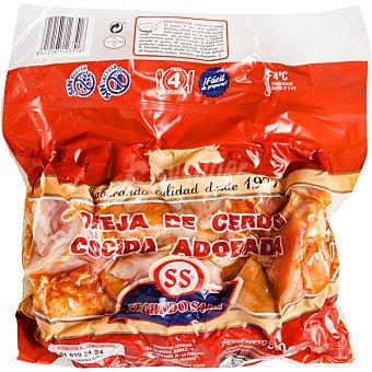 SEGUNDO SANZ Oreja de cerdo cocida adobada Envase 950 g