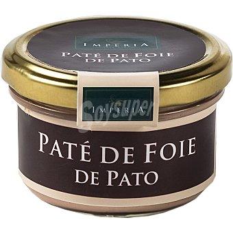 IMPERIA Paté de foie de pato Frasco 90 g