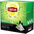 Sencha té verde caja 20 bolsitas  Lipton