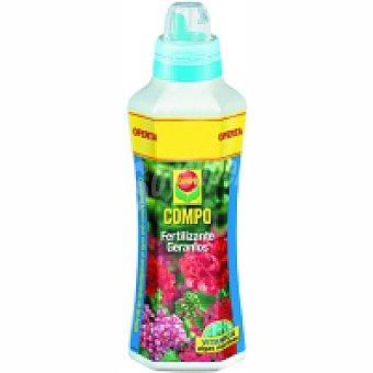 Fertilizante líquido para geranio Pack 1 unid