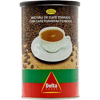 Delta Cafés Café molido mezcla Lata 250 g