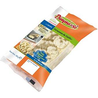 Dimmidisi Corazones de coliflor listo para hacer al vapor en microondas Bandeja 300 g