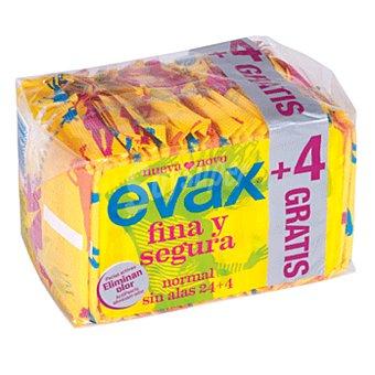 Evax Compresas Normales evax fina y segura 24u