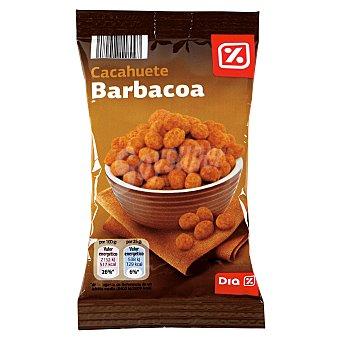 DIA Cacahuete recubierto barbacoa Bolsa 100 g