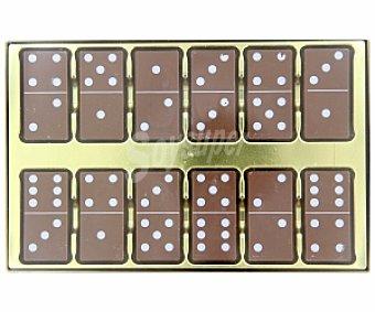 LUDOMAR Figura chocolate dominó 100 Gramos