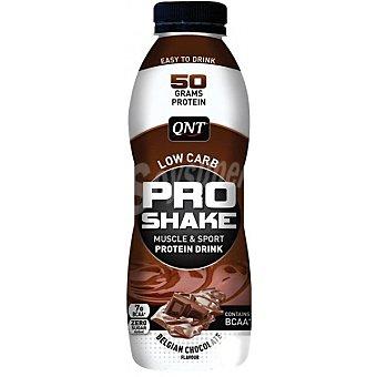 QNT Pro Shake Batido de proteínas sabor chocolate Envase 500 ml