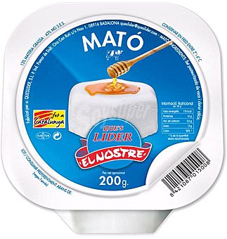 Lider Queso que's mato Pack 2 X100 G