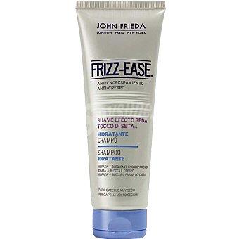 John Frieda Champú suave efecto seda hidratante para cabello muy seco Tubo 250 ml