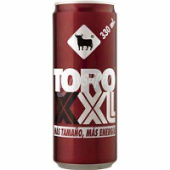 Toro xl Bebida energética Lata 33 cl