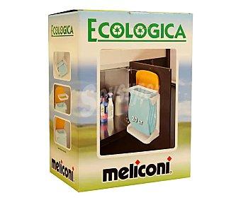 Meliconi Cubo de basura para interiores capacidad 20 litros