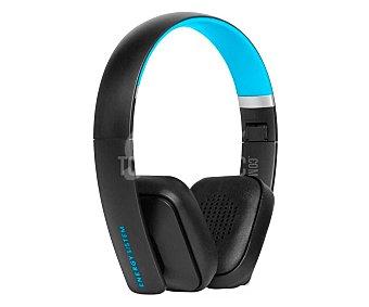 ENERGY BT2 Auricular Bluettoth plegable, con micrófono, color azul