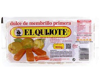 El Quijote Dulce de membrillo 400 gramos