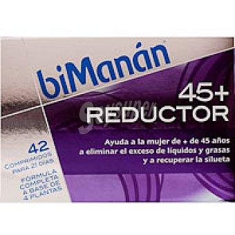 Bimanan 45 + Reductor en comprimidos Caja 48 unid