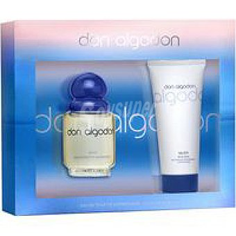 Don Algodón Colonia Vaporizador 100 ml + Body 100 ml