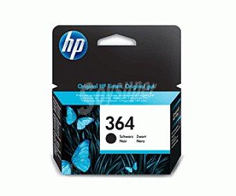 HP Cartuchos de Tinta 364 Negro 1 Unidad