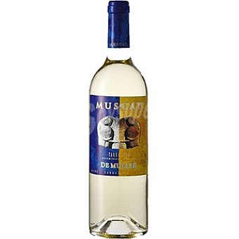 DE MULLER Muscat Vino blanco seco Tarragona Botella 75 cl