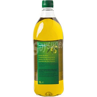 El Corte Inglés Aceite de oliva intenso 1º Botella 1 l