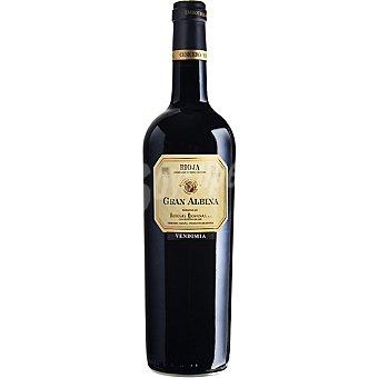 GRAN ALBINA Vendimia vino tinto reserva D.O. Rioja botella 75 cl