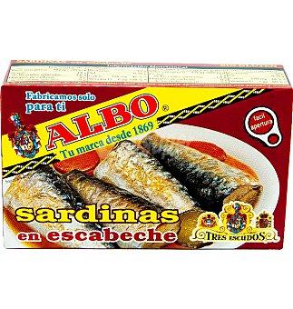Catalana Sardinas albo salsa 120 G