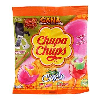 Chupa Chups Trío con chicle 1 ud