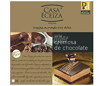 Casa Eceiza Tarta de chocolate cremosa 500 gr
