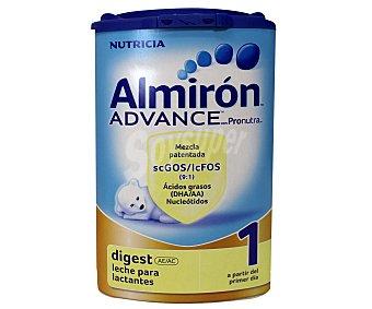 Almirón Nutricia Leche 1 iniciación Advance Digest 800 g