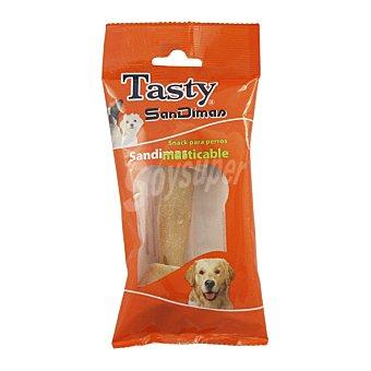Tasty Hueso de vacuno con nudos para perros medida 13 cm Envase 1 unidad