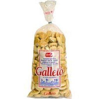 Quely Galleta Galleto Paquete 450 g