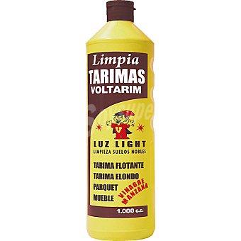 VOLTARIM Limpiador de tarimas y suelos de madera con vinagre de manzana Botella 1 l