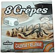Crepes naturales Pack 8x50g CONGALSA