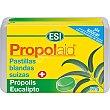 Propolaid Eucalipto pastillas blandas con accion balsamica sin azucar caja 50 g Caja 50 g ESI