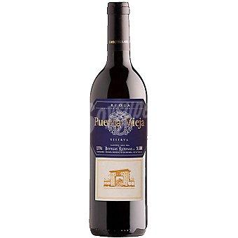 Puerta Vieja Vino tinto reserva D.O. Rioja botella 75 cl 75 cl