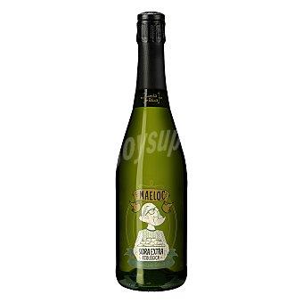 Maeloc Sidra extra achampanada ecológica Botella 75 cl
